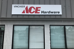 Vinckier ACE Hardare in Kimball, Michigan